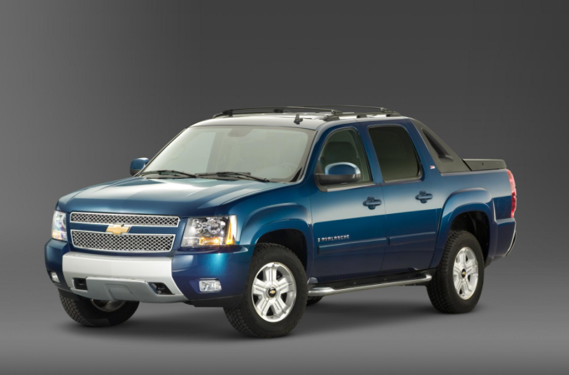 2023 Chevrolet Avalanche Redesign